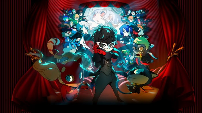 'Persona Q2: New Cinema Labyrinth' Tayangkan Iklan & Trailer Perdana