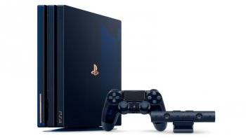 Sony Umumkan PS4 Pro '500 Million Limited Edition'
