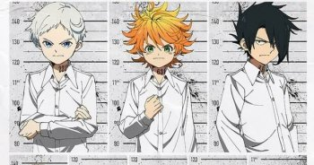 Anime 'Yakusoku no Neverland' Tayangkan Video Promosi Kedua