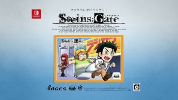 'Steins;Gate Elite' Pamerkan Trailer Ke-2 dari 'Steins;Gate 8-bit'
