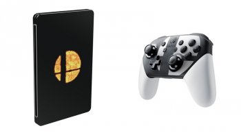 'Super Smash Bros. Ultimate' Hadirkan Bundel Switch Pro Controller