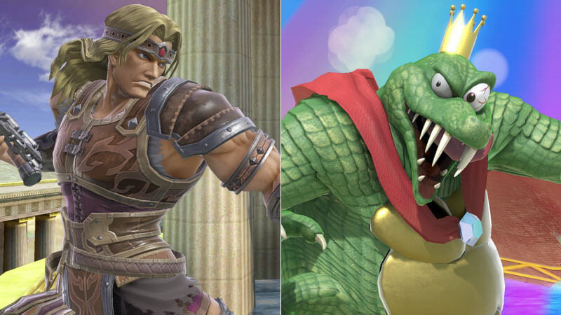 'Super Smash Bros. Ultimate' Tambahkan Simon Belmont & King K. Rool