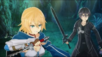 'Sword Art Online Re: Hollow Fragment' Rilis di PC per Akhir Agustus
