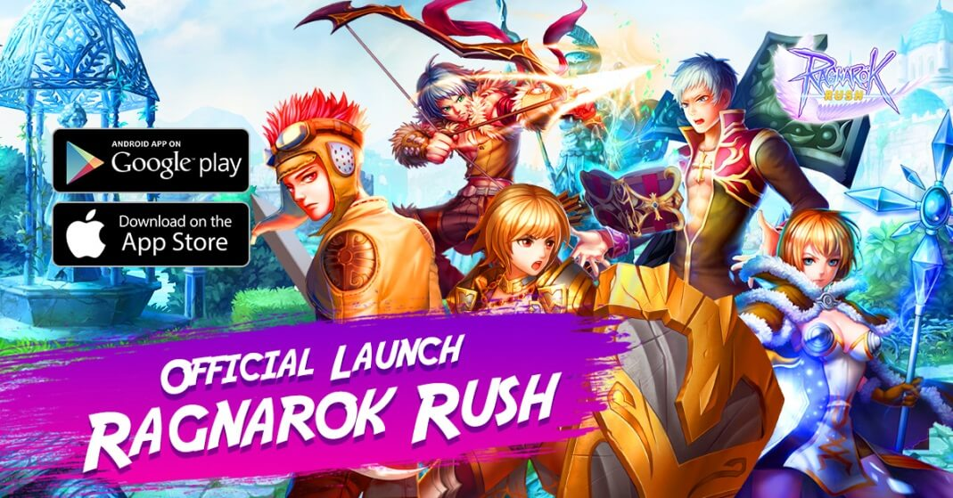 Grand Launching 'Ragnarok Rush Indonesia'. Game Mobile Ragnarok Terbaru!