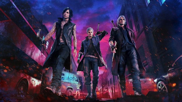 Trailer 'Devil May Cry 5' di TGS 2018 Pamerkan Aksi Dante