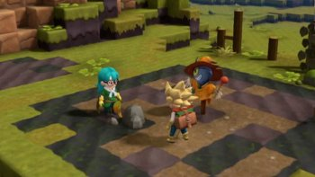 Simak Gameplay 'Dragon Quest Builders 2' di TGS 2018