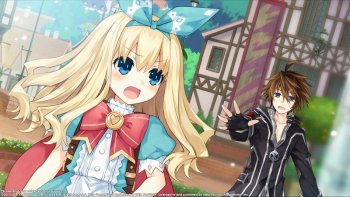 'Fairy Fencer F: Advent Dark Force' Tuju Nintendo Switch