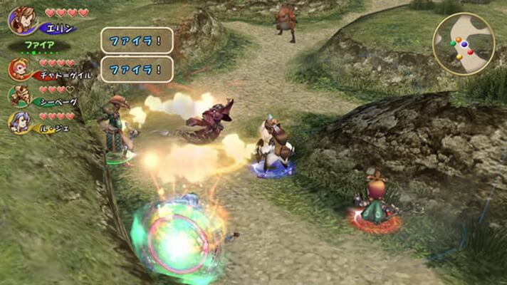 'Final Fantasy: Crystal Chronicles Remastered Edition' Pamerkan Trailer TGS 2018