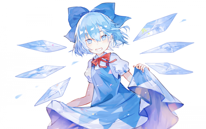 [JOI Spotlight] Cirno Day Edition