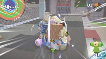 'Katamari Damacy Reroll' Siap Bergelinding di Nintendo Switch & PC