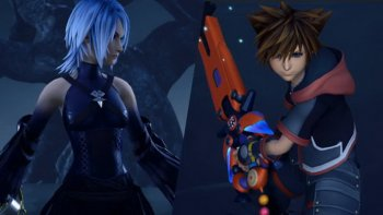 'Kingdom Hearts III' Pamerkan Gameplay Lawan Aqua, Dunia Toy Story & Frozen di TGS 2018
