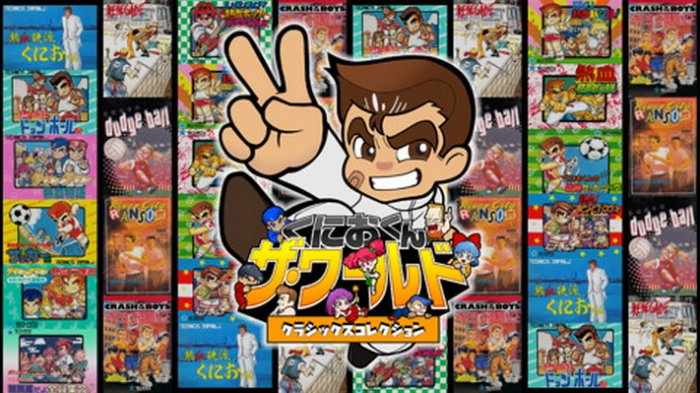 'Kunio-kun: The World Classics Collection' Rilis di Jepang per Desember