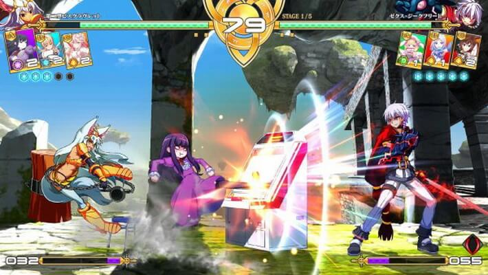'Million Arthur: Arcana Blood' Versi PS4 Pamerkan Trailer TGS 2018