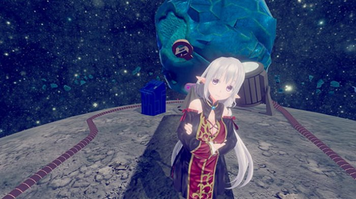 Game VR 'Tale of Fragmented Star: Single Fragment Version' Siap Hadirkan Versi Inggris