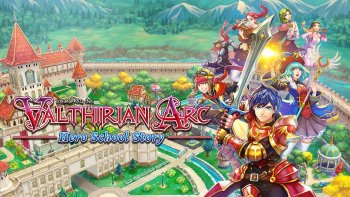 Game 'Valthirian Arc: Hero School Story' Siap Rilis 2 Oktober