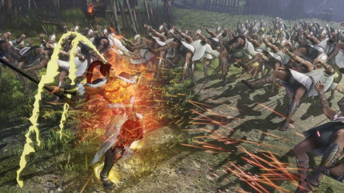 'Warriors Orochi 4' Tayangkan Trailer Ke-3 di TGS 2018