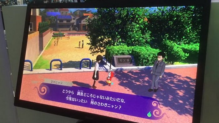 Gameplay 'Yo-kai Watch 4' dari TGS 2018 Terungkap