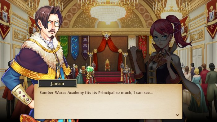 [Review] Valthirian Arc: Hero School Story