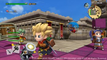 'Dragon Quest Builders 2' Detilkan Multiplayer