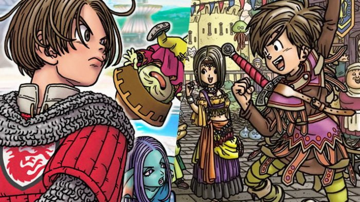 Square Enix Bahas 'Dragon Quest IX' Versi Mobile, 'Dragon Quest X' Versi Offline