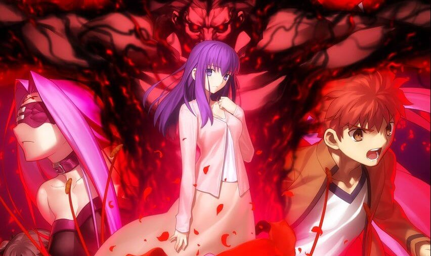 Film Kedua 'Fate/stay night: Heaven's Feel' Tayangkan Visual Ketiganya