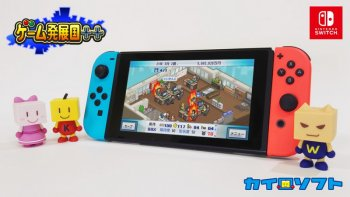 Kairosoft Bawa 3 Game Mereka ke Nintendo Switch