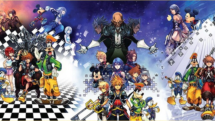 'Kingdom Hearts: The Story So Far' Diumumkan untuk PlayStation 4