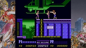 'Kunio-kun: The World Classics Collection' Tambahkan Double Dragon I, II, & III