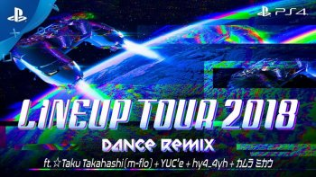 Video PS4 Lineup Tour 2018 (Dance Remix) Perkenalkan 19 Game Baru