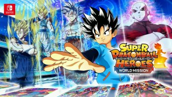 'Super Dragon Ball Heroes: World Mission' Ungkap Detil Perdana