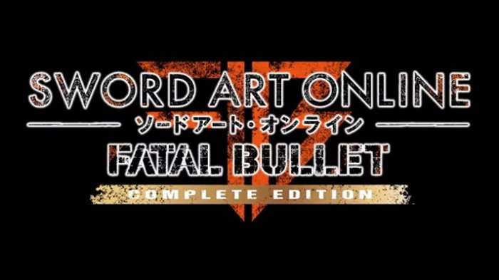 DLC Dissonace of the Nexus & 'Sword Art Online: Fatal Bullet Complete Edition' Rilis 17 Januari 2019
