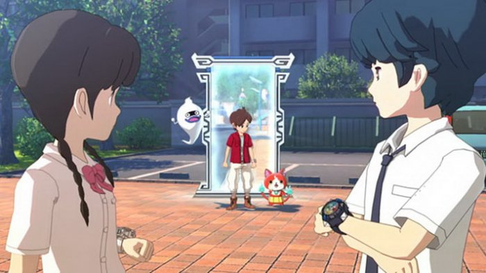 Simak Trailer & Gameplay 'Yo-kai Watch 4' Dari TGS 2018