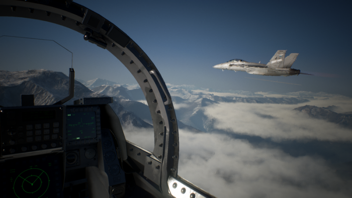 'Ace Combat 7: Skies Unknown' Tayangkan Trailer Baru di Golden Joystick Awards 2018