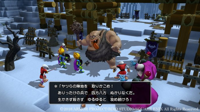 Bulletin Board di 'Dragon Quest Builders 2' Terhubung Antara Versi PS4 & Switch