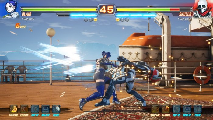 'Fighting EX Layer' Versi PC Siap Rilis Akhir November