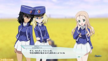 'Girls und Panzer: Dream Tank Match DX' Detilkan Peningkatan
