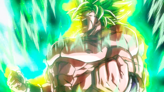 Film 'Dragon Ball Super: Broly' Menayangkan Trailer Terakhir