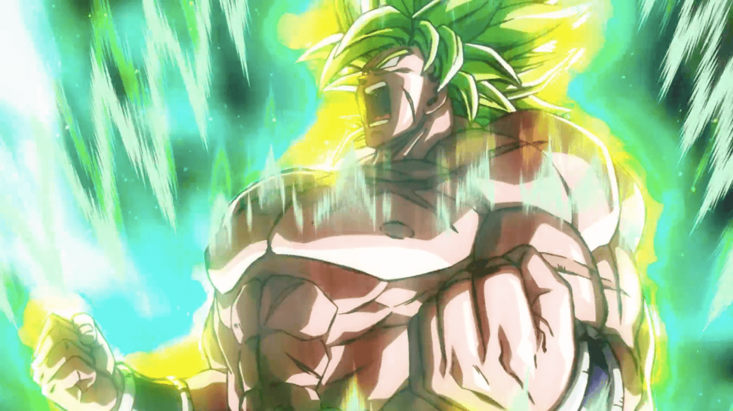 Film 'Dragon Ball Super: Broly' Akan Hadir di Indonesia