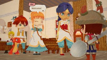 'Little Dragons Cafe' Siap Tuju PC per Bulan Ini