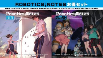 'Robotics;Notes DaSH' Pastikan Rilis 31 Januari 2019