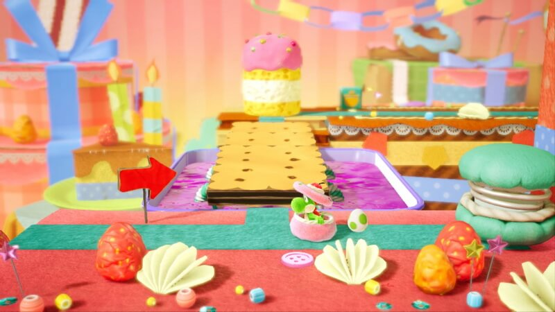 Simak Gameplay 'Yoshi's Crafted World' dari Nintendo Treehouse Live