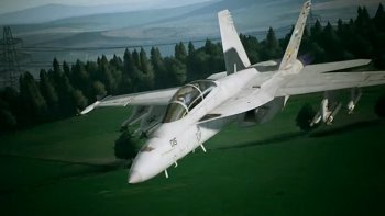 Simak Aksi F/A-18F di 'Ace Combat 7: Skies Unknown'