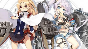 'Azur Lane: Crosswave'  Tambahkan Cleveland, Portland, Purifier Admiral Hipper, Indianapolis