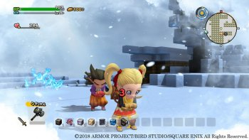 Simak Gameplay dari Demo 'Dragon Quest Builders 2'