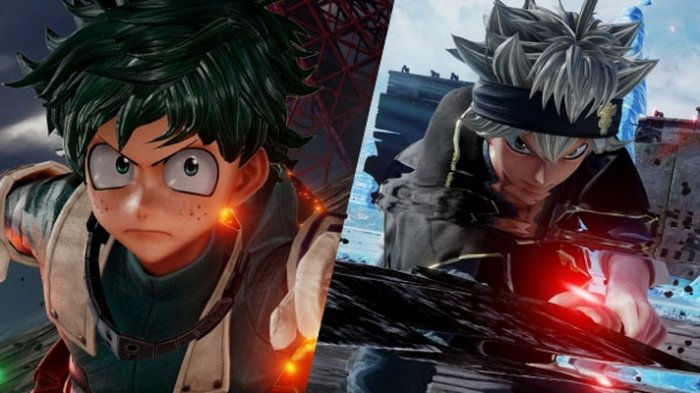 'Jump Force' Tayangkan Trailer Deku & Asta