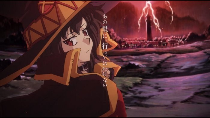 "Film Anime 'Konosuba: Crimson Legend"" Tampilkan Video Teaser Terbaru"