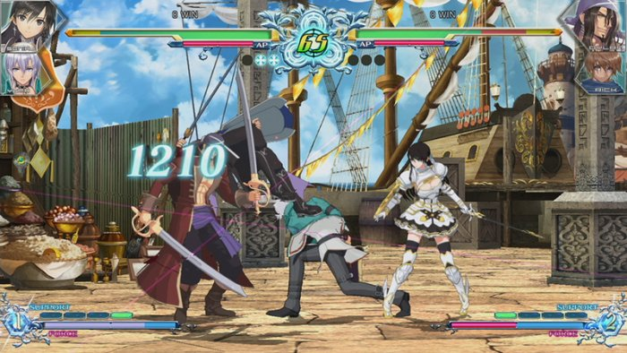'Blade Arcus Rebellion from Shining' Tayangkan Trailer Panjang Perdana