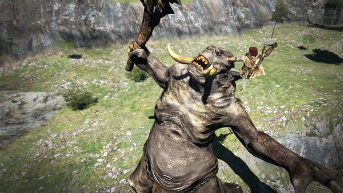 Capcom Bawa 'Dragon's Dogma: Dark Arisen' ke Nintendo Switch