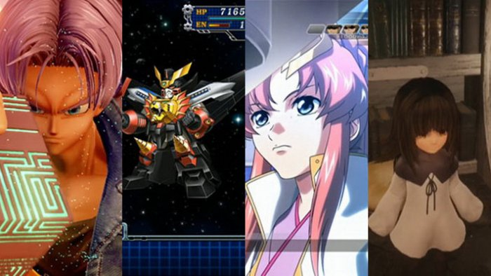 Bandai Namco Pamerkan Gameplay 'Jump Force,' 'Super Robot Wars T,' 'SD Gundam G Generation Cross Rays' di Taipei Game Show 2019