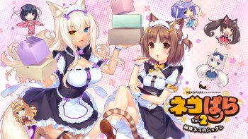 'Nekopara Vol. 2' Versi PS4 & Switch Siap Rilis di Hari Valentine 2019!